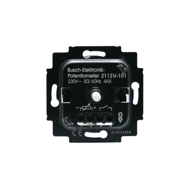 IHC® Wireless Relæ lampeudtag, rund Ø 80 - Hvid